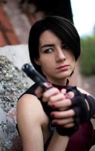 Jude cosplay - Ada Wong