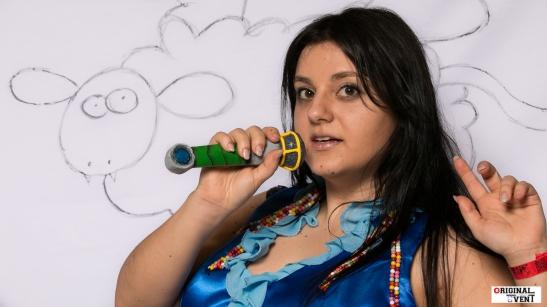 Saru Cosplay