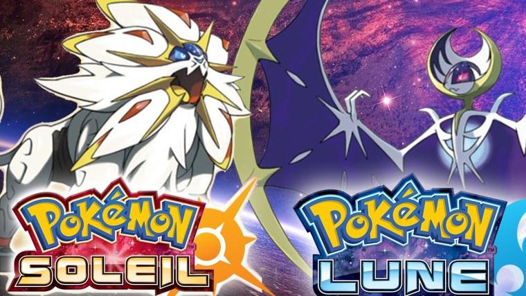 pokemon Soleil et Lune