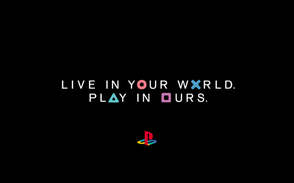 Slogan PlayStation