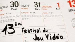 FJV13 - Festival du Jeu Video Fegersheim